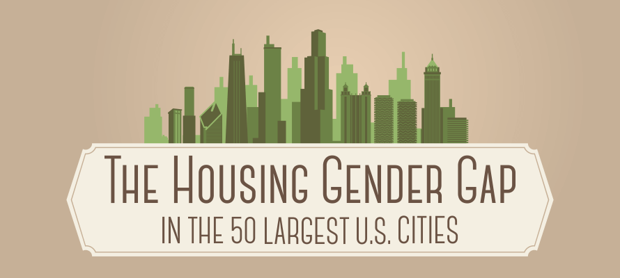 The Housing Gender Gap — See The Most Unfair US Markets