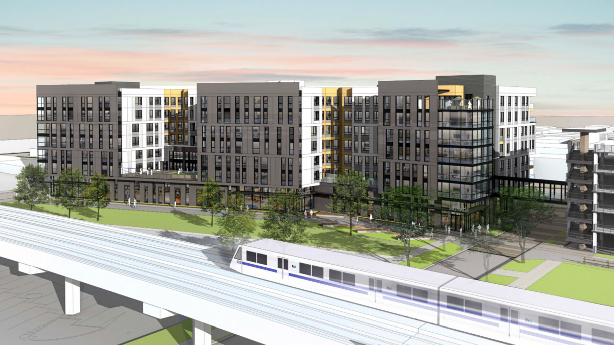 Westlake Urban Plans 197 Apartments, More Commercial Space Next To East Bay BART Station | San Francisco Business Times