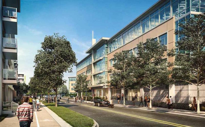 Construction Complete On 400 Concar In San Mateo